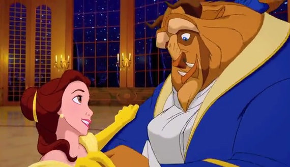 Disney Hurts Hand-Drawn Animation with 'Beauty and the Beast' 3D