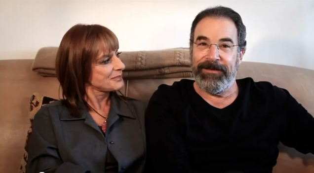 Patti LuPone and Mandy Patinkin