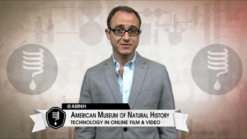 Winning a Webby Award