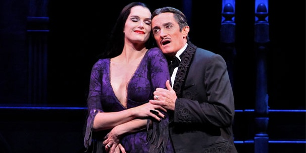 Brooke Shields Gets Ready to Lead Addams Family on Broadway