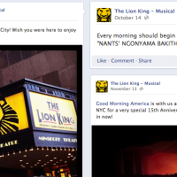 Finding Broadway's Voice on Social Media