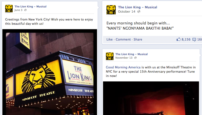 HuffPost: Finding Broadway's Voice on Social Media