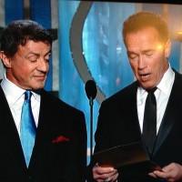 Stalone Golden Globes